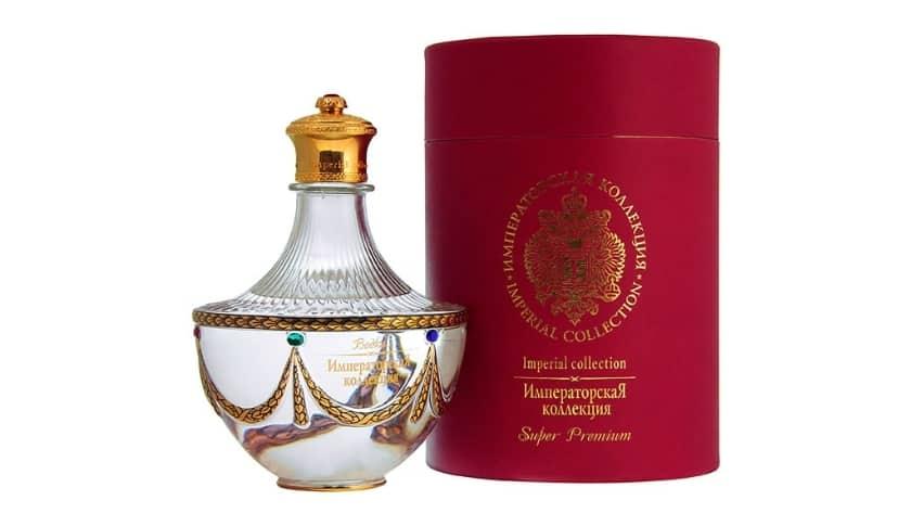 Most Expensive Vodkas - Imperial Collection Super Premium Vodka - $2,400