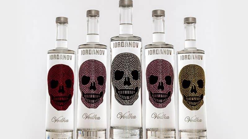 Most Expensive Vodkas - Iordanov Vodka - $4,353
