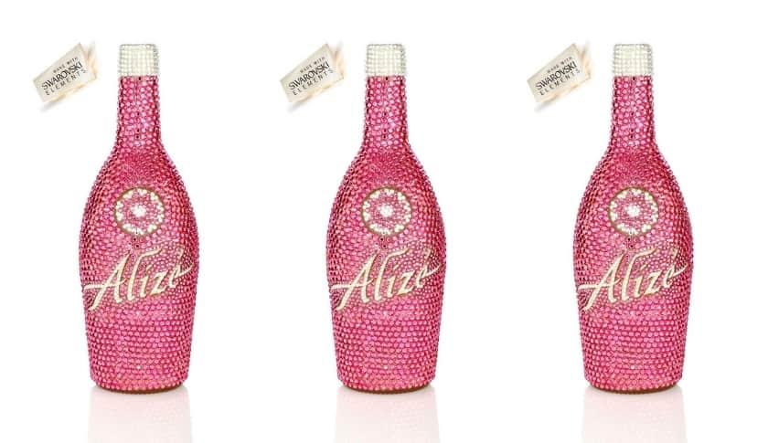 Most Expensive Vodkas - Swarovski Studded Alize - $2,000