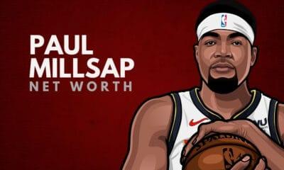 Paul Millsap's Net Worth