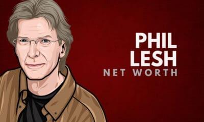 Phil Lesh's Net Worth