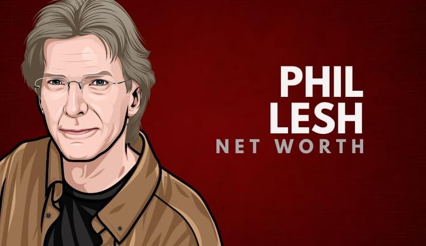 Phil Lesh Net Worth