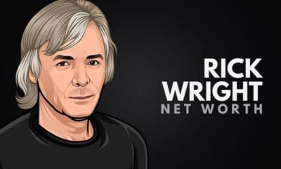 Rick Wright's Net Worth