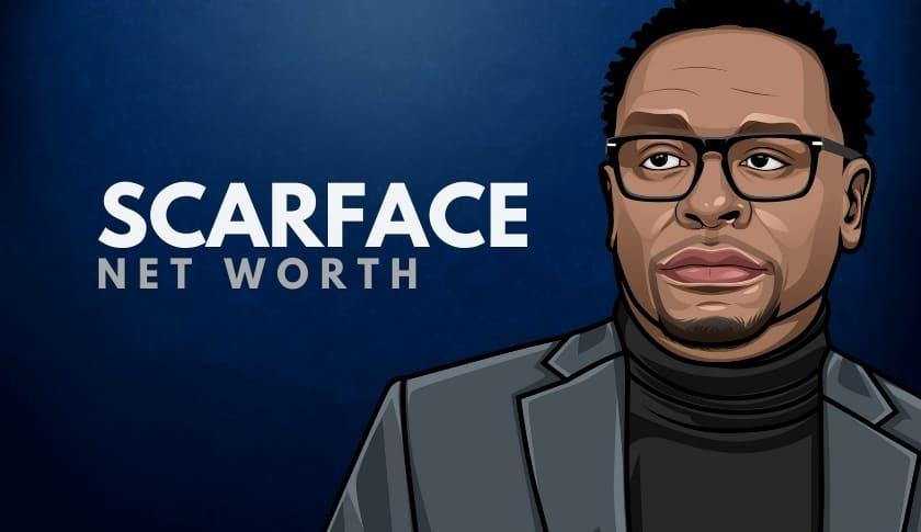 Scarface Net Worth