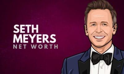 Seth Meyers' Net Worth