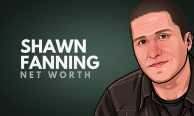 Shawn Fanning's Net Worth