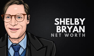 Shelby Bryan's Net Worth