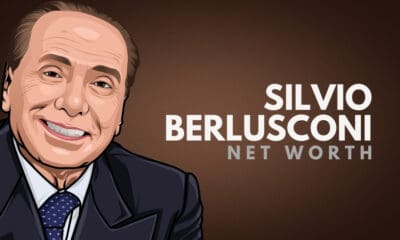 Silvio Berlusconi's Net Worth