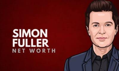 Simon Fuller's Net Worth