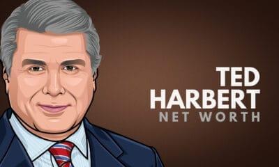 Ted Harbert's Net Worth
