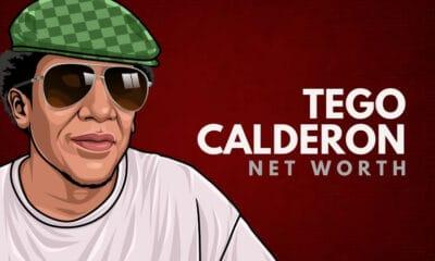 Tego Calderon's Net Worth