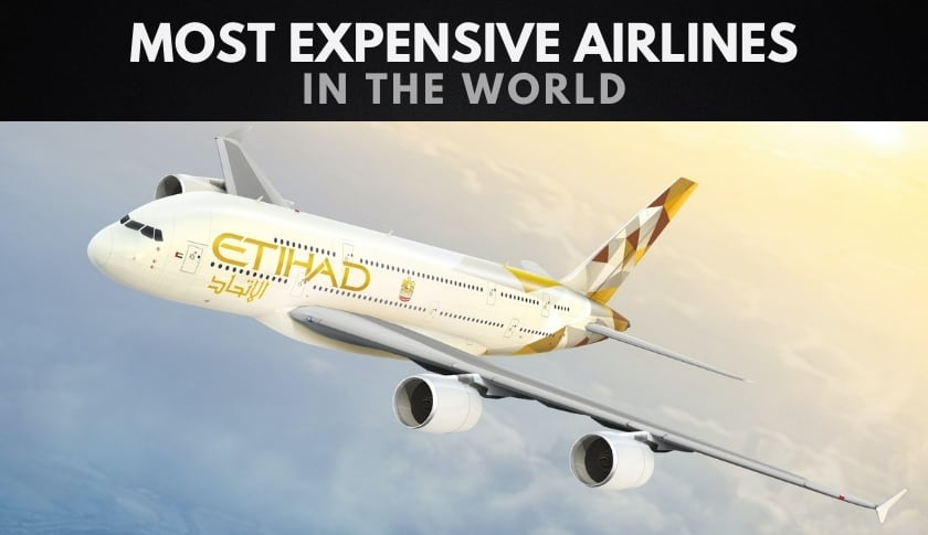 The 10 Most Expensive Airlines in the World