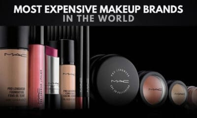 The Most Expensive Makeup Brands in the World