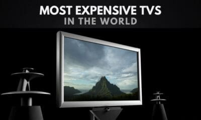 The Most Expensive TVs in the World