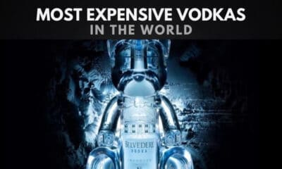 The Most Expensive Vodkas in the World