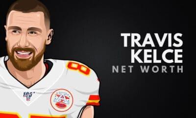 Travis Kelce's Net Worth