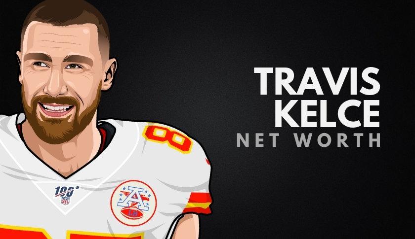 Travis Kelce Net Worth