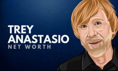 Trey Anastasio's Net Worth