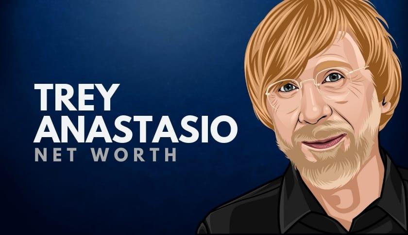 Trey Anastasio Net Worth