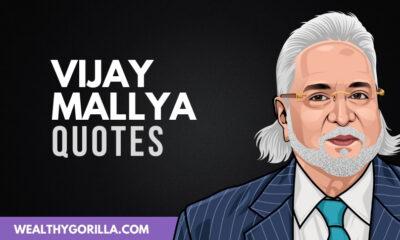 40 Motivational Vijay Mallya Quotes About Success