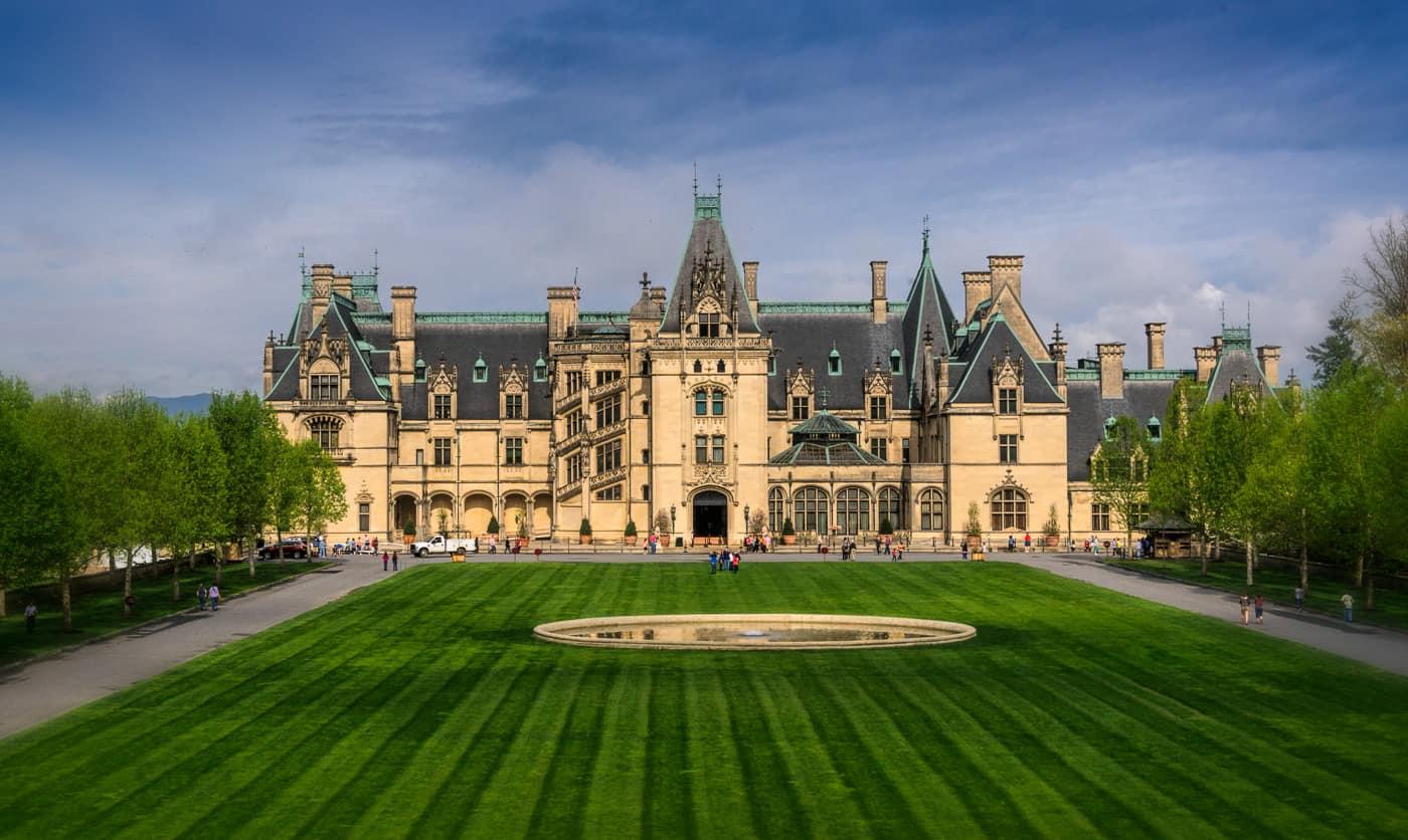 Biggest Houses in the World - Biltmore Estate, Asheville, North Carolina, USA