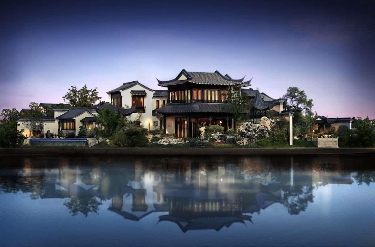 Biggest Houses in the World - Taohuayuan, Suzhou, China