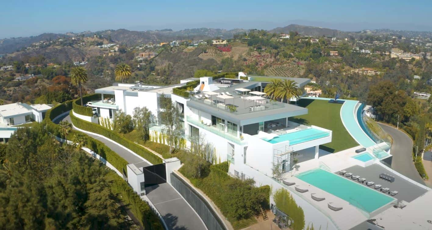 Biggest Houses in the World - The One, Bel-Air, California, USA