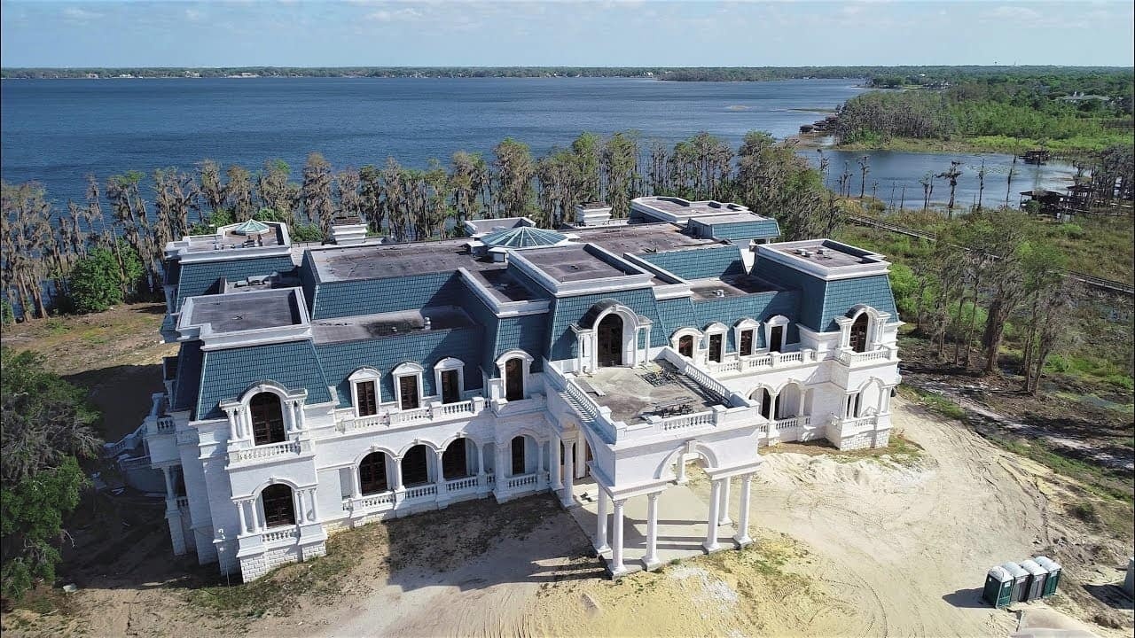 Biggest Houses in the World - Versailles, Windermere, Florida, USA