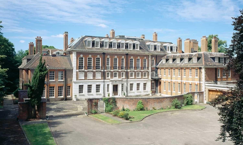 Biggest Houses in the World - Witanhurst, London, UK
