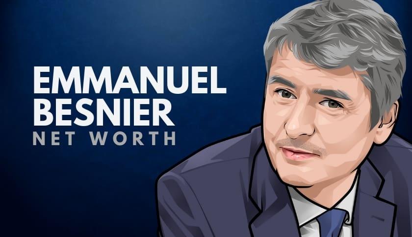 Emmanuel Besnier Net Worth