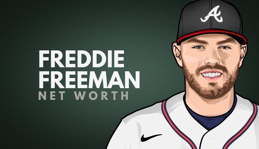 Freddie Freeman Net Worth