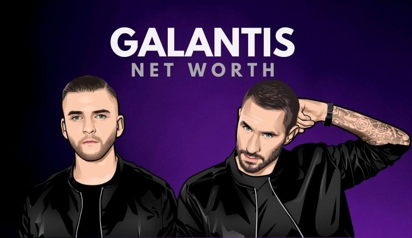 Galantis Net Worth