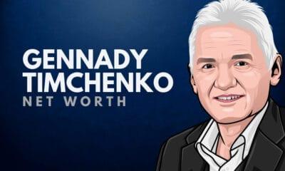 Gennady Timchenko's Net Worth