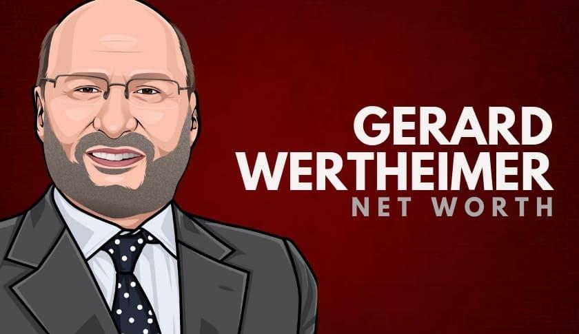 Gerard Wertheimer Net Worth