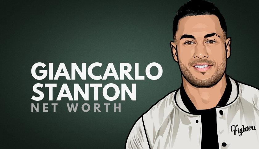 Giancarlo Stanton Net Worth
