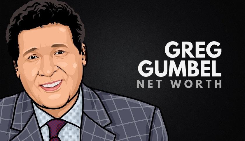 Greg Gumbel Net Worth