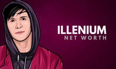 Illenium's Net Worth