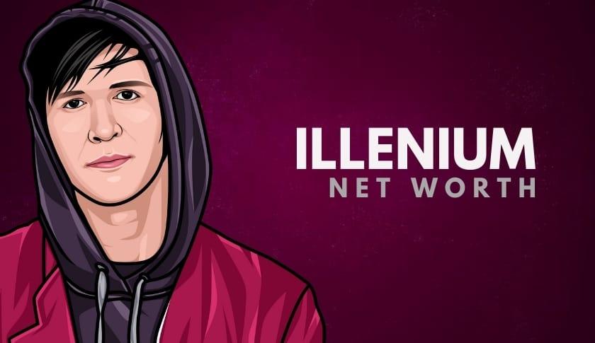 Illenium Net Worth