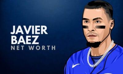 Javier Baez's Net Worth