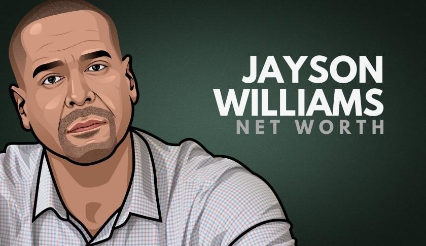 Jayson Williams Net Worth