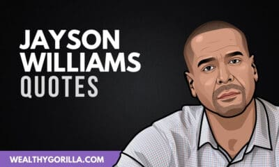 40 Powerful Jayson Williams Quotes