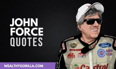 40 Greatest John Force Quotes