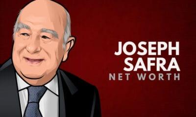 Joseph Safra's Net Worth