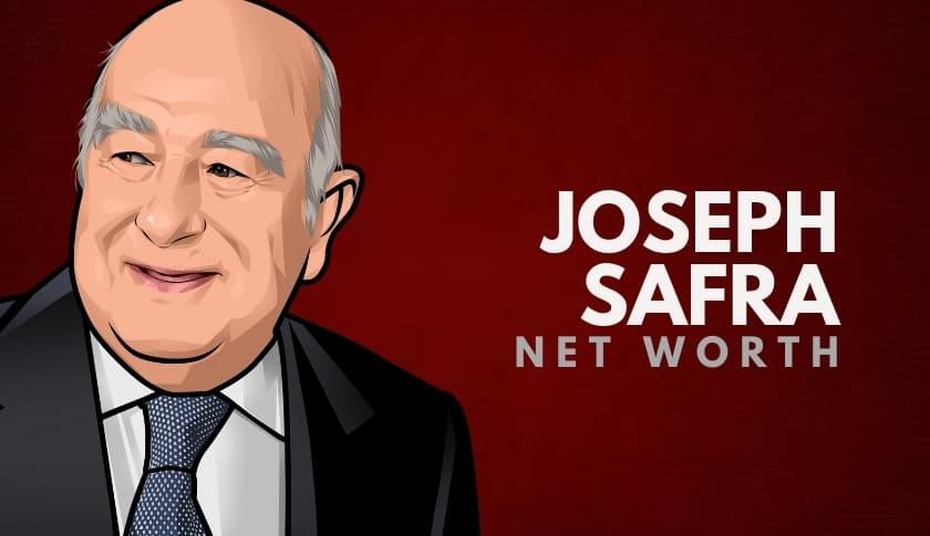 Joseph Safra Net Worth