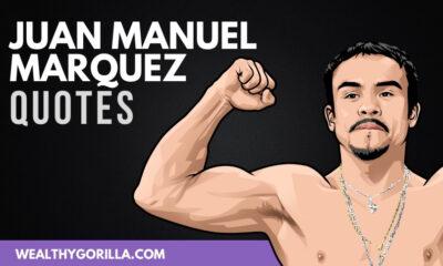 40 Legendary Juan Manuel Marquez Quotes