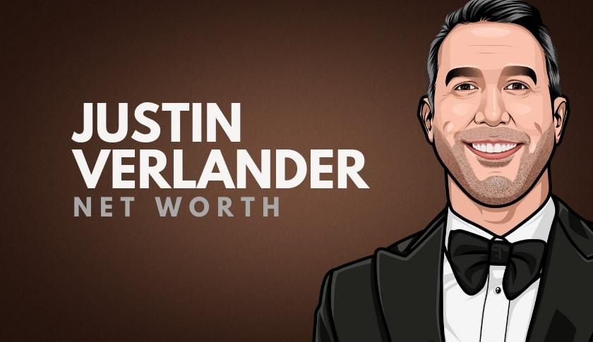 Justin Verlander Net Worth