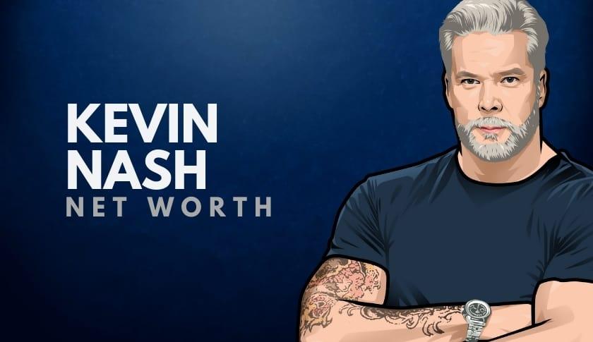 Kevin Nash Net Worth