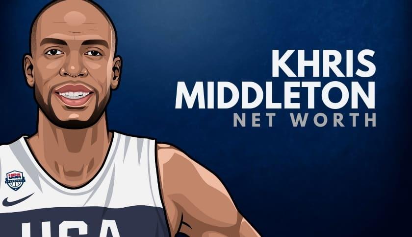 Khris Middleton Net Worth