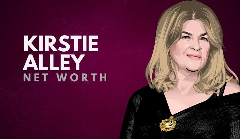 Kirstie Alley Net Worth
