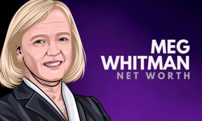 Meg Whitman Net Worth
